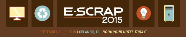 E-Scrap News Magazine: Early birds get the workshops at E-Scrap 2015