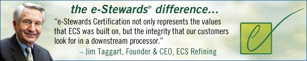 e-Stewards Banner
