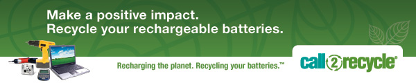 Call2Recycle Banner
