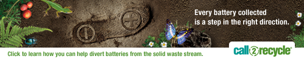 Call2Recycle Sponsorship Banner