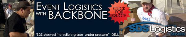 SDS Logistics Banner