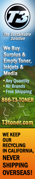 T3 Toner Tower