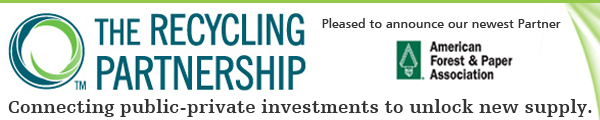 Recycling Partnership banner