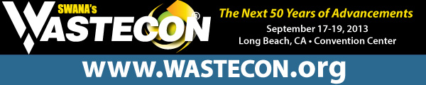 WASTECON Banner