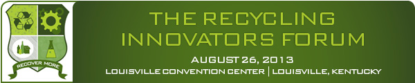 Recycling Innovators Banner
