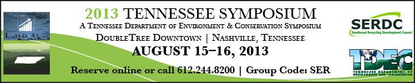 Tennessee SERDC Symposium Banner