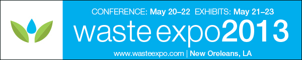 Waste Expo Banner